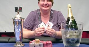 «Lokal» mester i Ladies Event