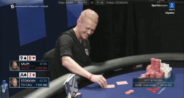 Preben Stokkan tok Norge med storm i poker-NM. En uke senere gjør han det igjen.