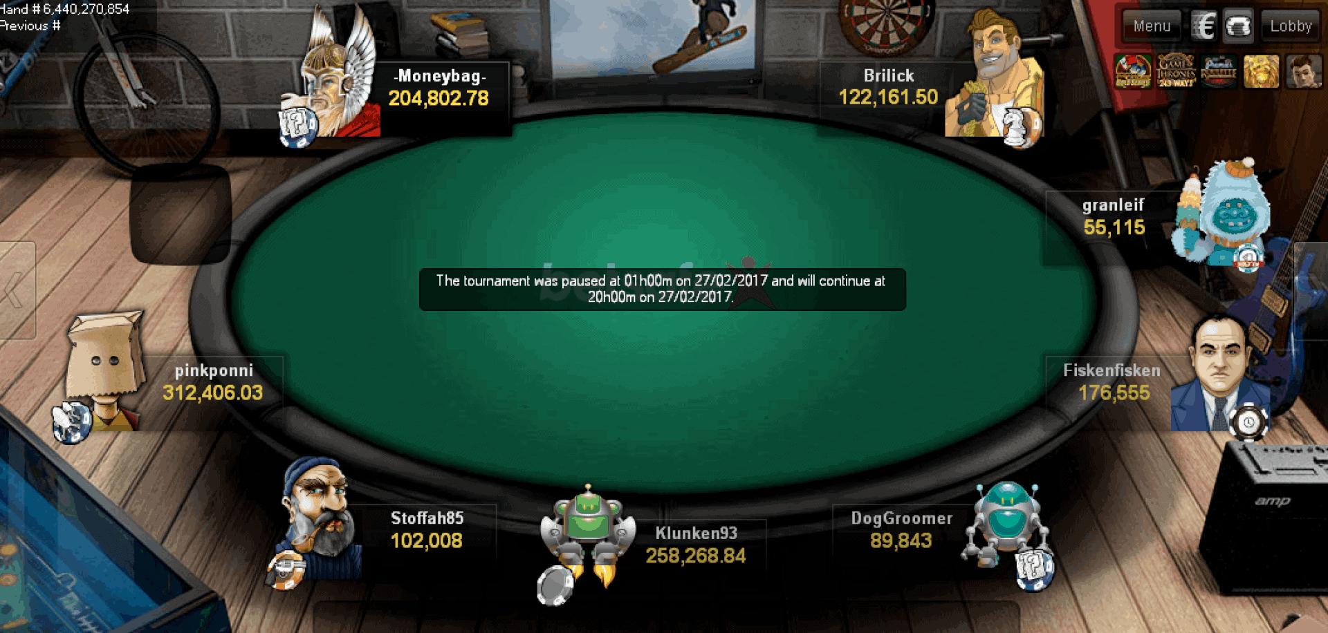 nm poker