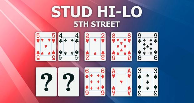 Stud Hi Lo