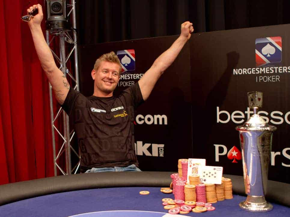 Anders Smådal vant tidenes største Main Event!