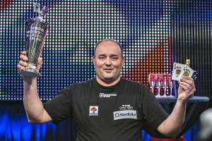 Ståle Eggen vant Main Event i NM i poker i 2016.