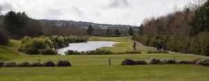 Det er gode muligheter for en avveksling for pokerelskere under NM. Golfbanen ligger rett utenfor hotellet.