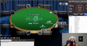 MILLIONS online finalebord