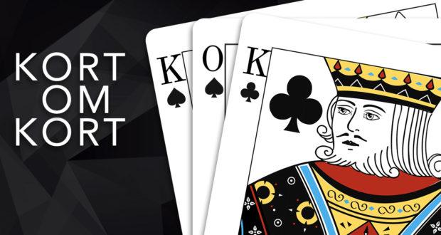 Kort om kort – Nyhet på poker.no