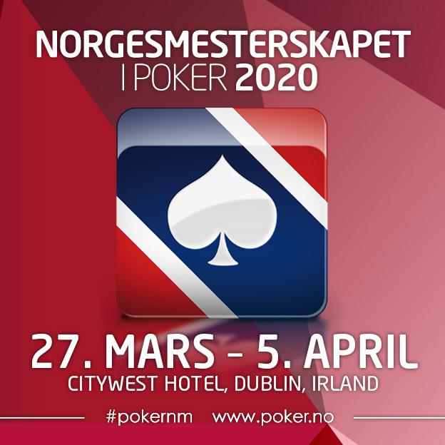 Norgesmesterskapet i Poker 2020